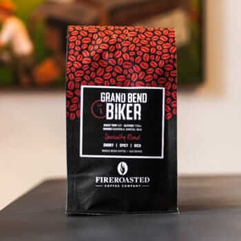 Fire Roasted Coffee