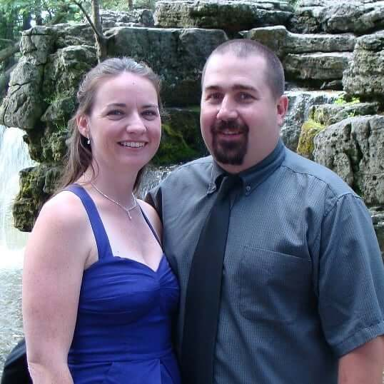 Greg and Christy of Bin Boss