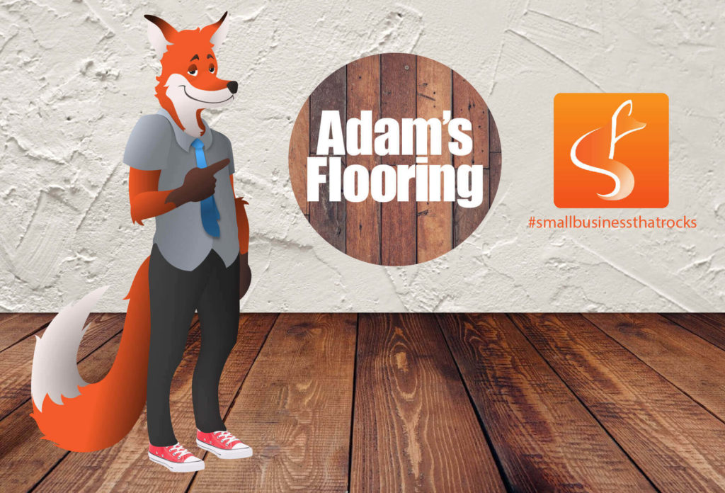 Adam's Flooring - SlyFox Web Design and Marketing