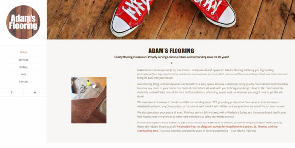 Adam's Flooring