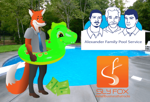 pool service - SlyFox Web Design and Marketing