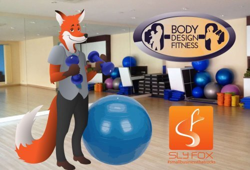 body design fitness - SlyFox Web Design and Marketing