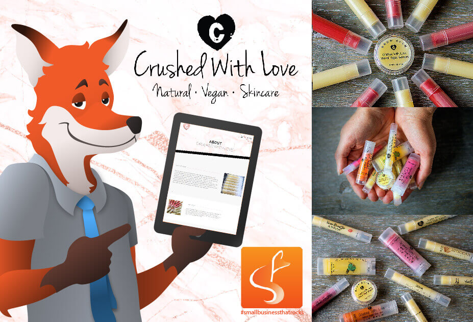 Crushed with love feature - SlyFox Web Design and Marketing