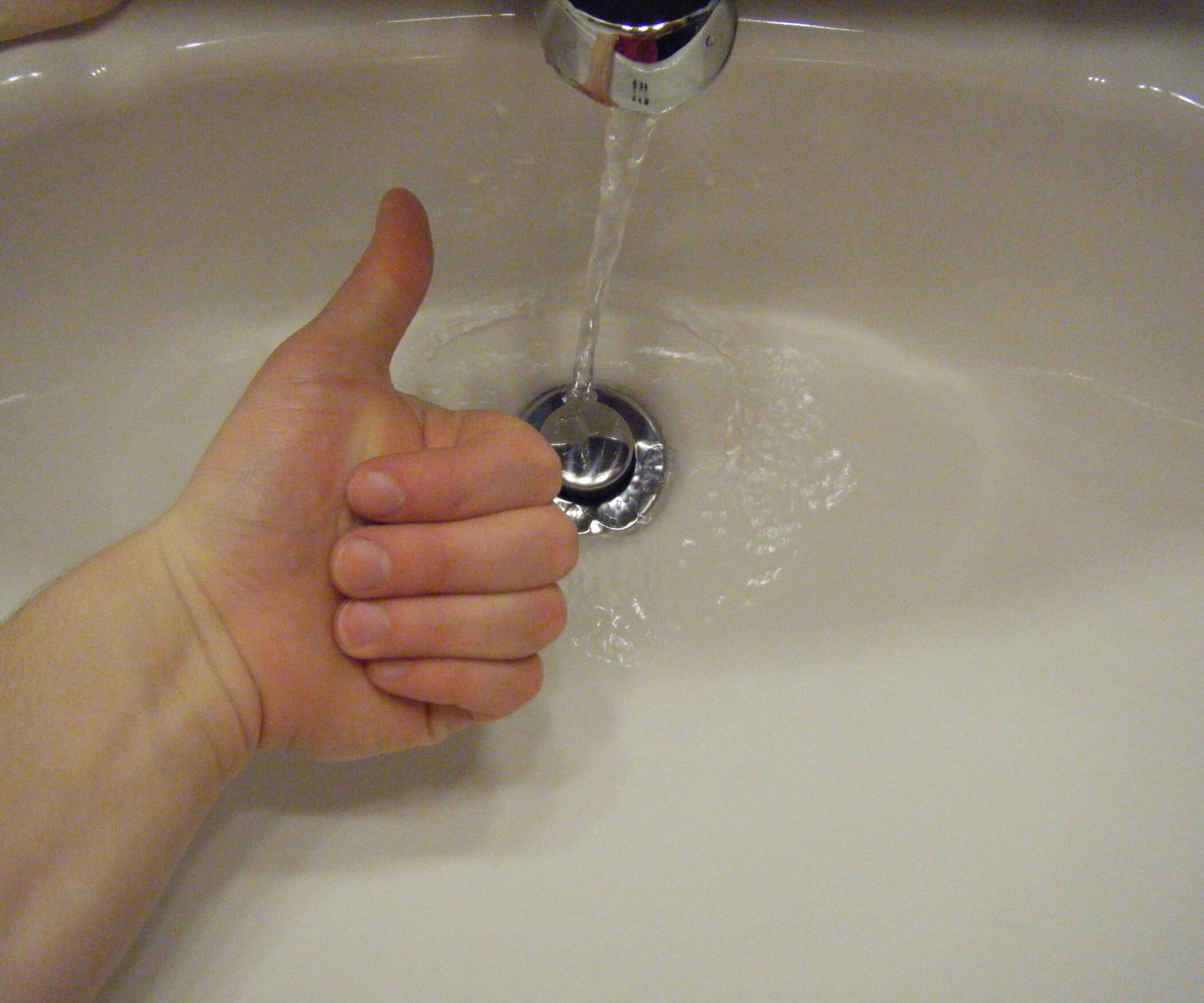 Magpie Bath