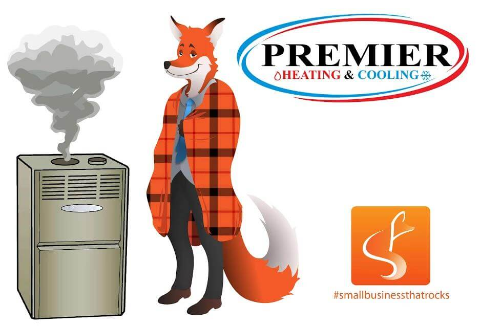 Premier HVAC - SlyFox Web Design and Marketing