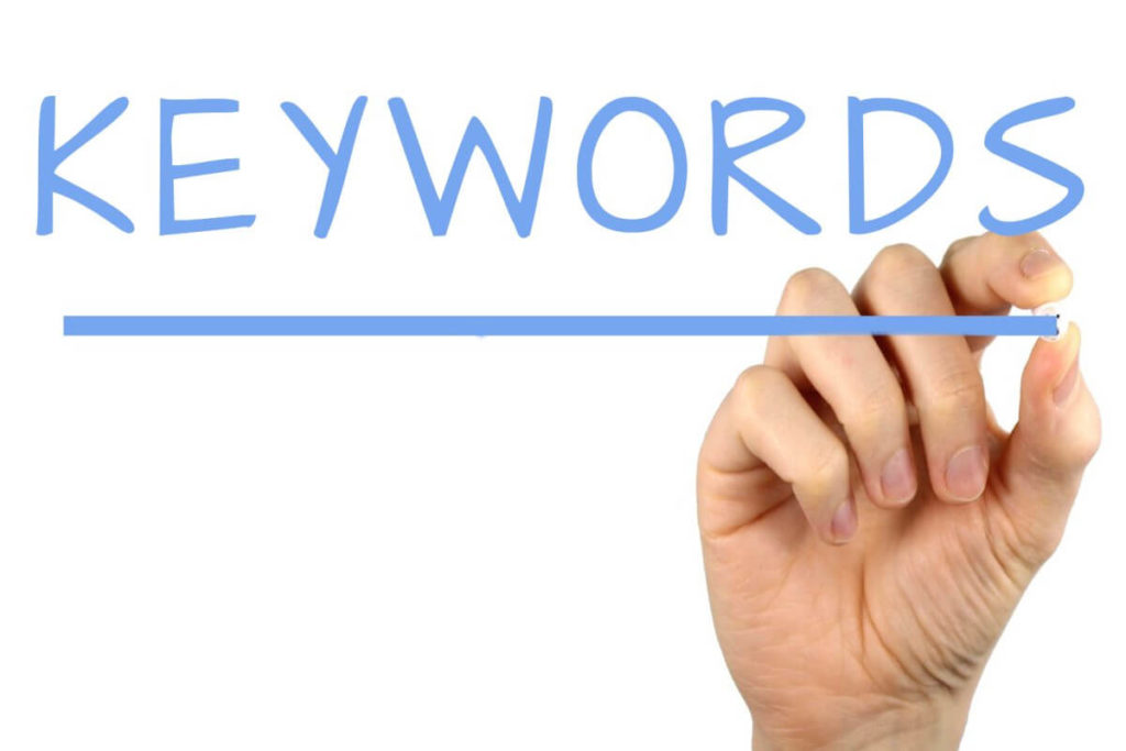 keywords - SlyFox Web Design and Marketing