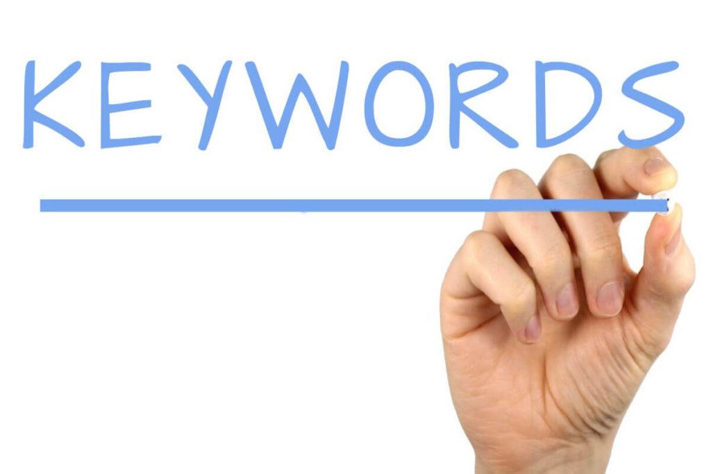 keywords - SlyFox Web Design and Marketing