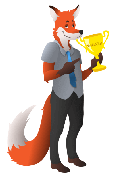 SlyFox Mascot - SlyFox Web Design and Marketing
