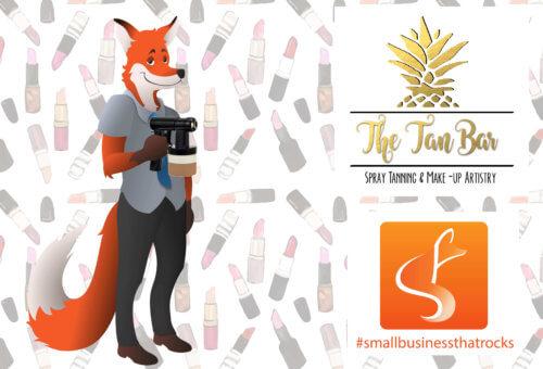 Tan Bar - SlyFox Web Design and Marketing