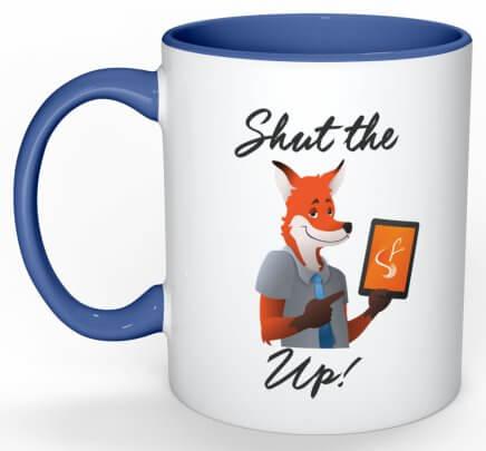 SlyFox mug