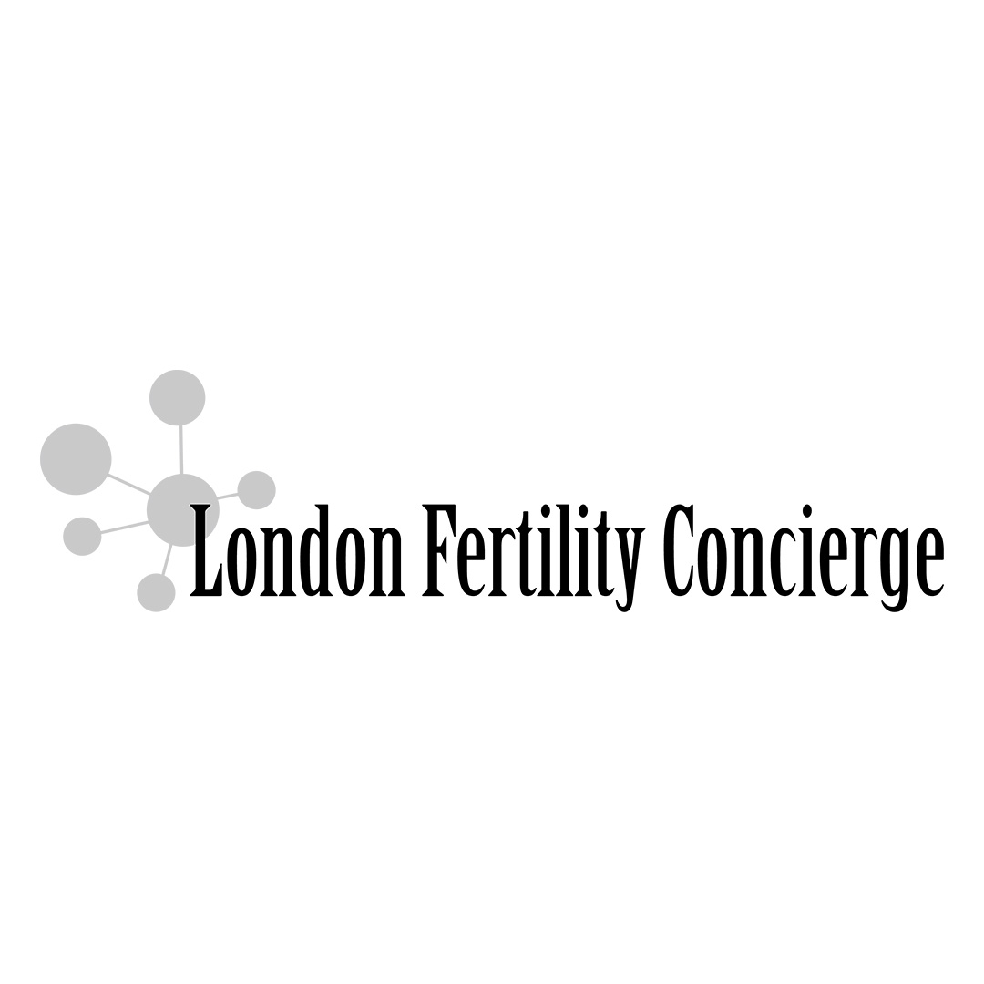 SlyFox Logo London Fertility Concierge - SlyFox Web Design and Marketing