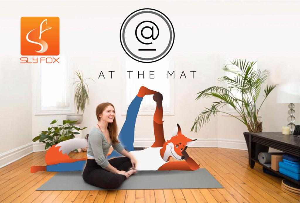 at the mat header - SlyFox Web Design and Marketing