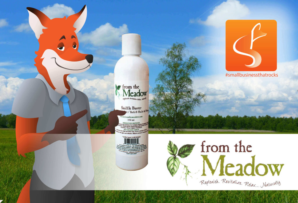 from the meadow slyfox small business that rocks blog feature - SlyFox Web Design and Marketing