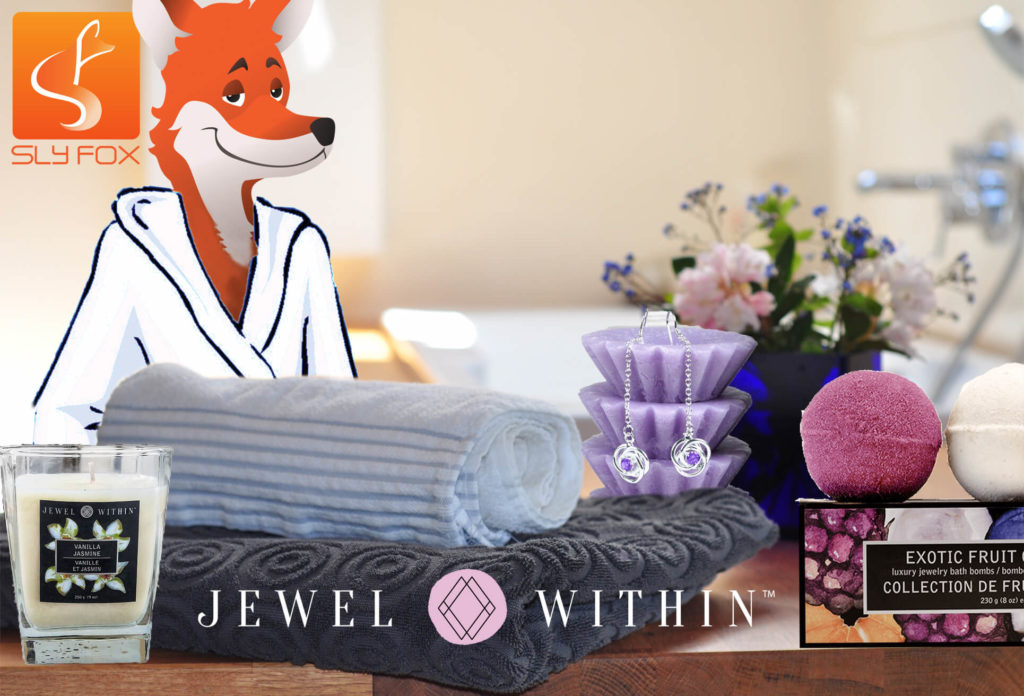 Jewel Within - SlyFox Web Design and Marketing