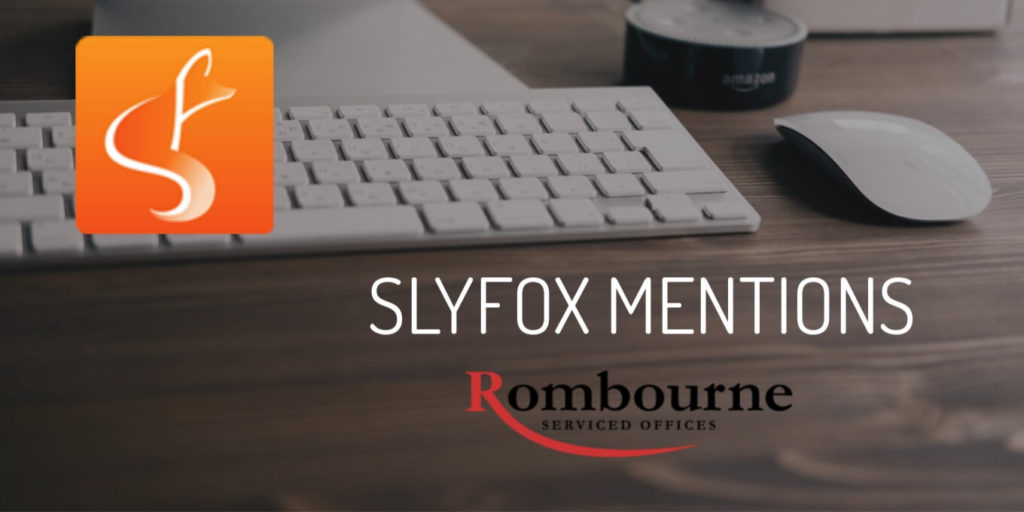 rombourne serviced offices - SlyFox Web Design and Marketing