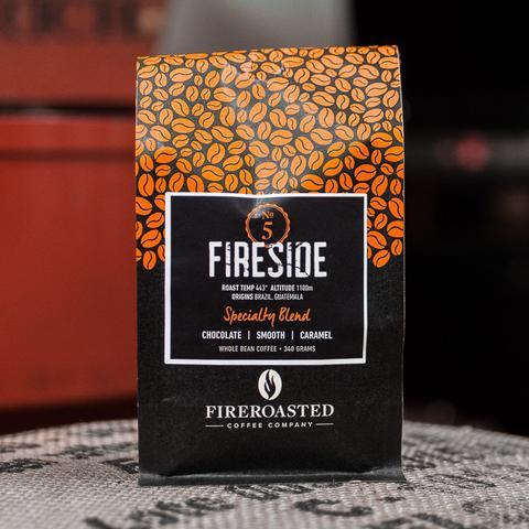 fireside fireroasted coffee company - SlyFox Web Design and Marketing