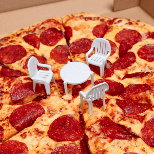 pizza lunch - SlyFox Web Design and Marketing