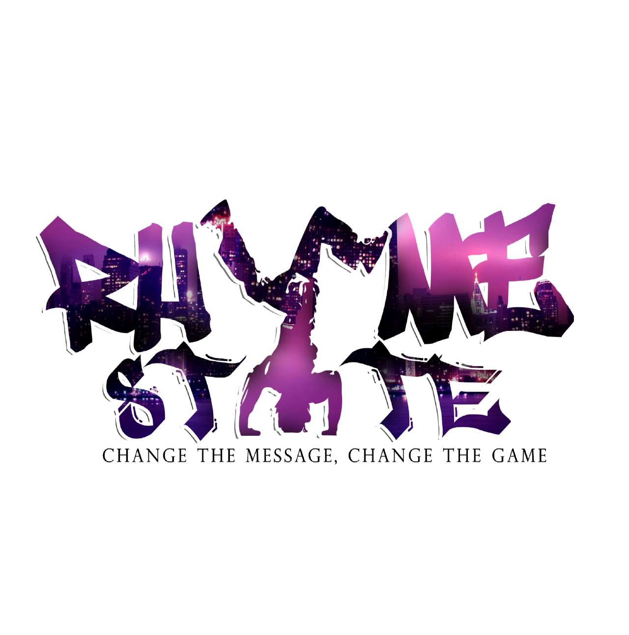 rhyme state logo on white background - SlyFox Web Design and Marketing