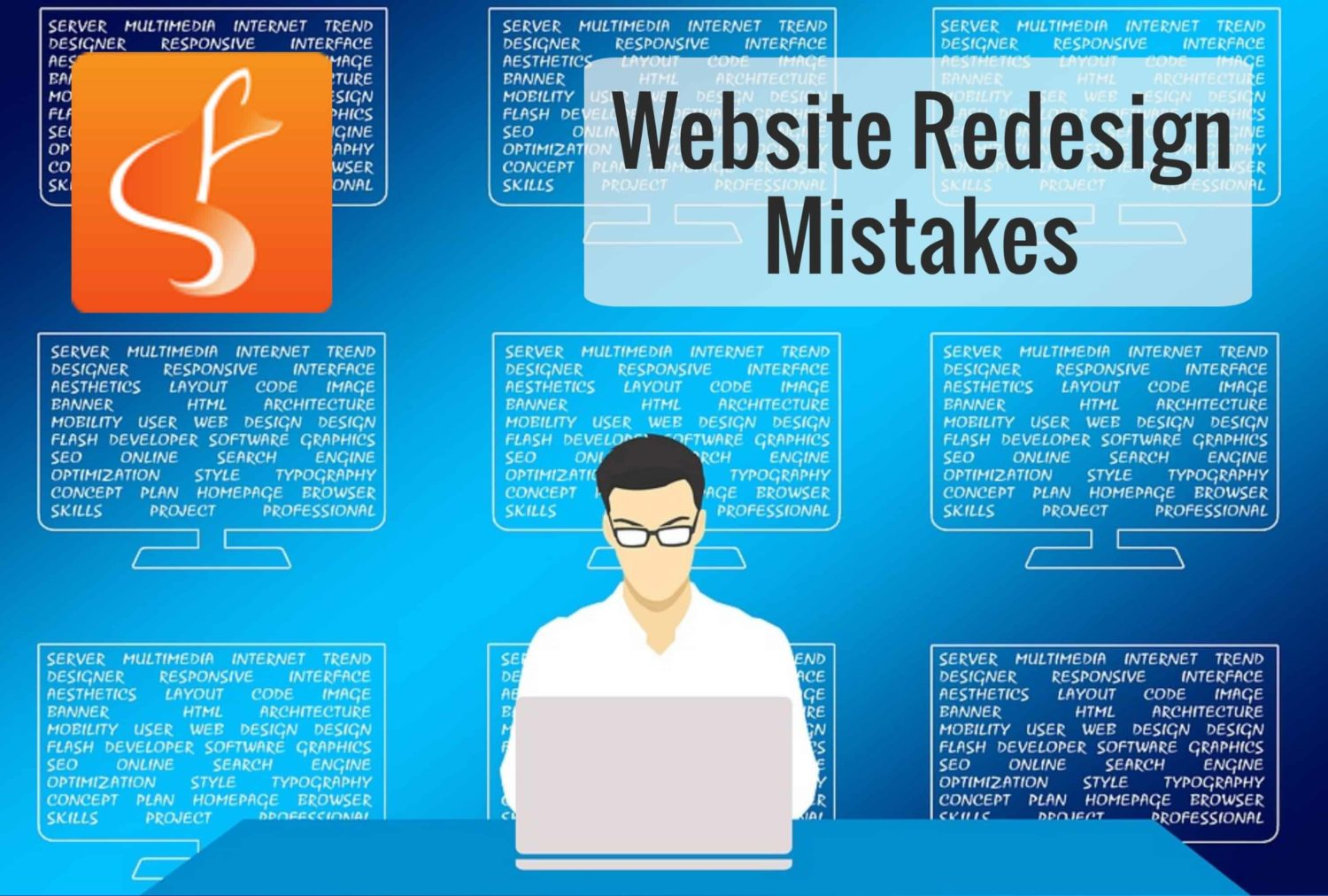 Common Website Redesign Mistakes - SlyFox Web Design and Marketing