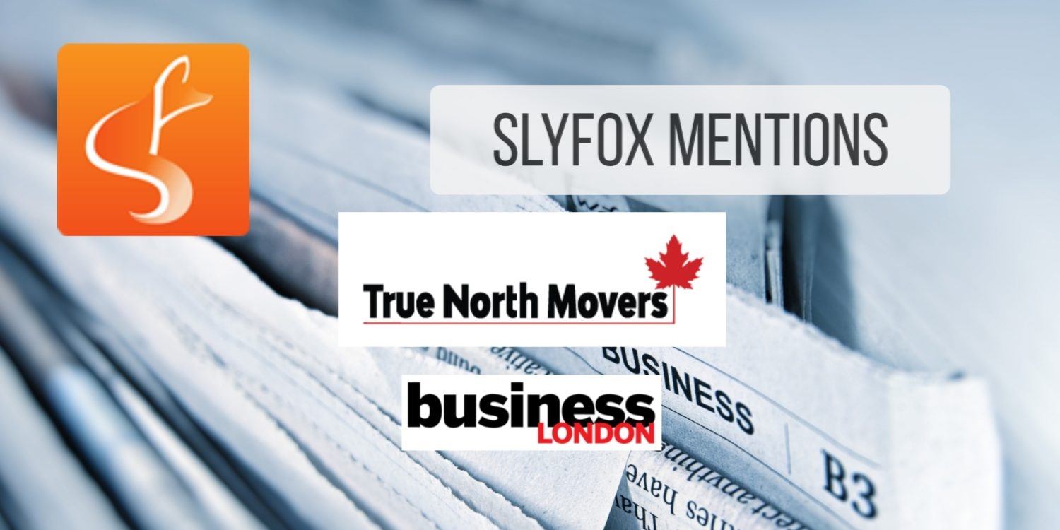 slyfox mentions true north movers - SlyFox Web Design and Marketing