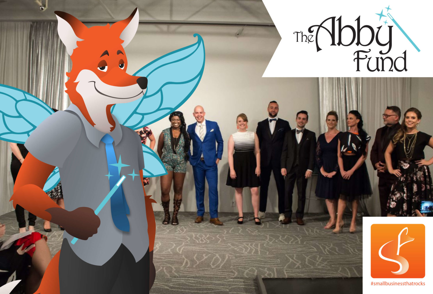 the abby fund feature - SlyFox Web Design and Marketing