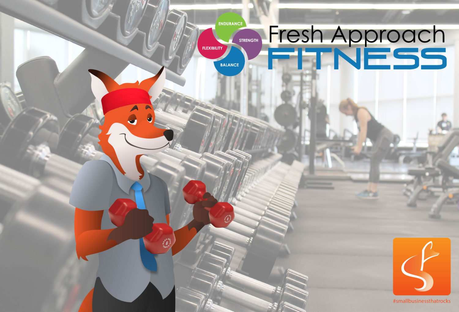 fresh approach fitness header - SlyFox Web Design and Marketing