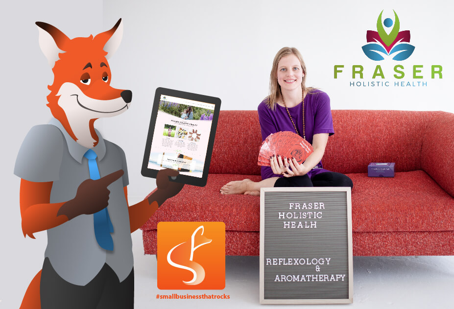 Fraser Health Feature - sly fox web design